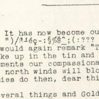 Soldiers' Newsletter, 1 August 1917