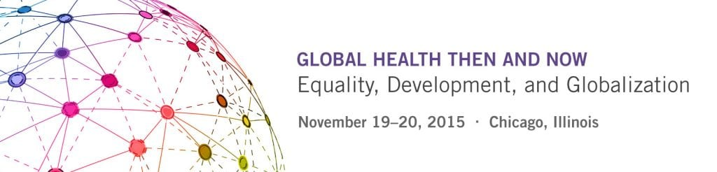 2015 Interdisciplinary Global Health Symposium