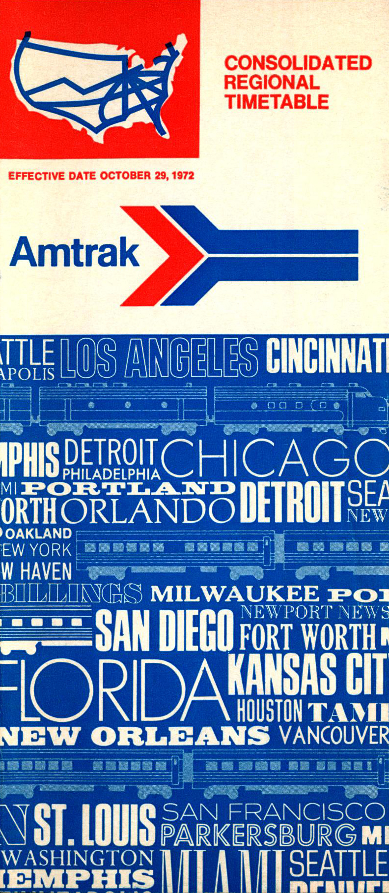 Amtrak On Board With Design