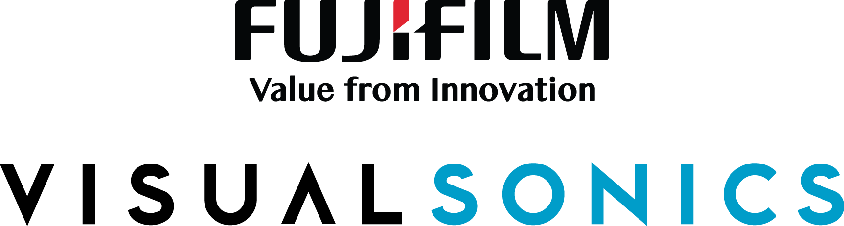FUJIFILM VisualSonics Logo