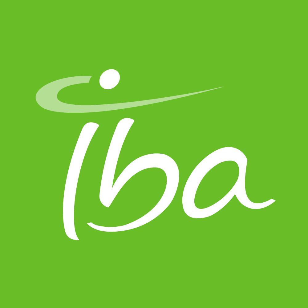 IBA Molecular Logo