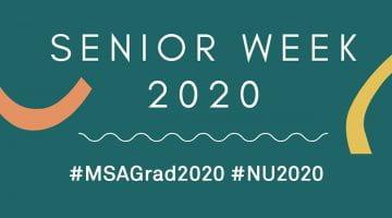 Senior Week 2020