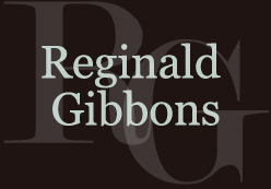 Reginald Gibbons
