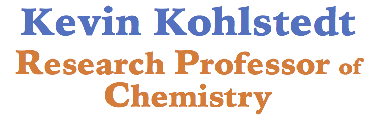 Kevin Kohlstedt Research Professor