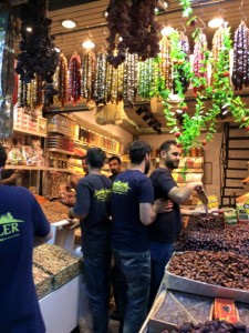 outside the spice market