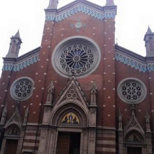 church on istiklal