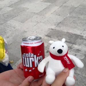george and cola turka
