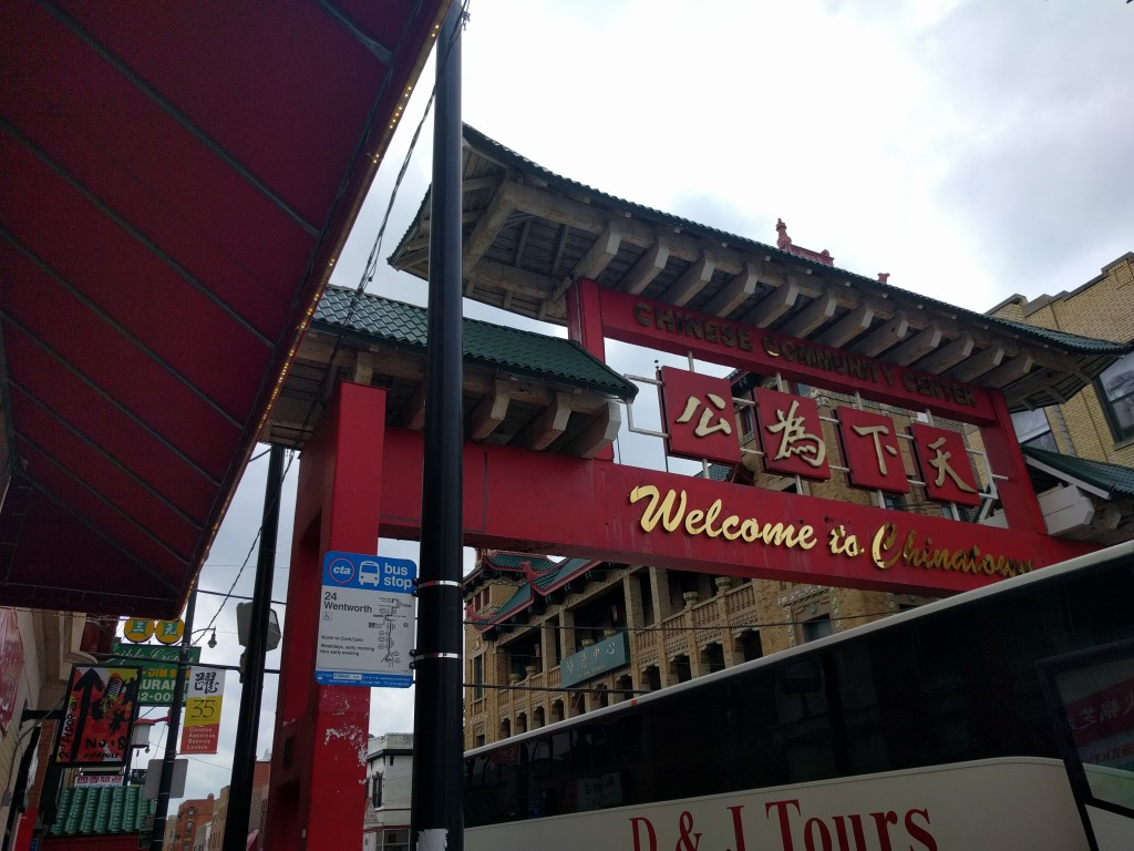 A Saturday adventure at Chinatown!