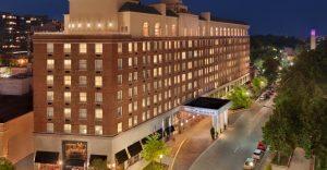 Hilton Orrington Evanston