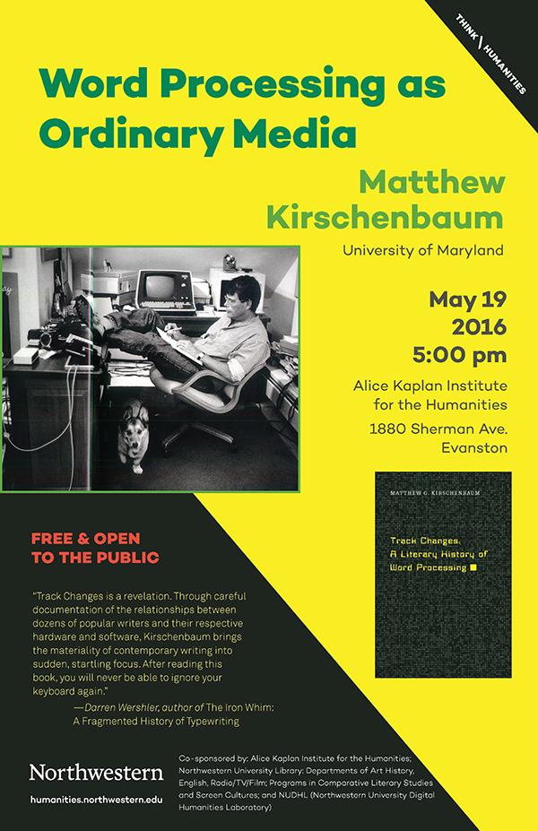 Kirschenbaum Talk 5_19_16 poster