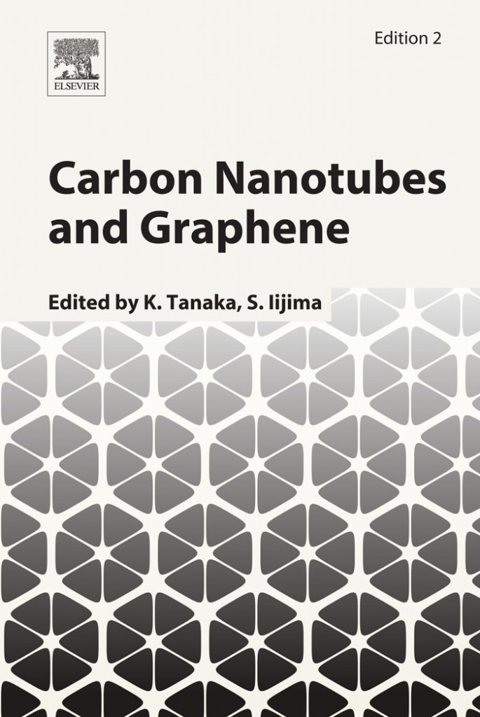 carbon nanotubes and graphene book cover