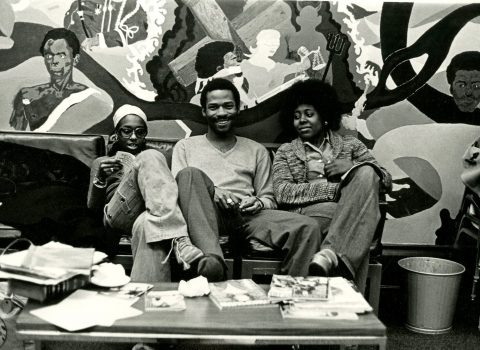 Students in the Black House, 1973
