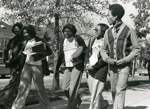 Champ Brown, Angela Glover, Minnie, Photo credit: DC Warner