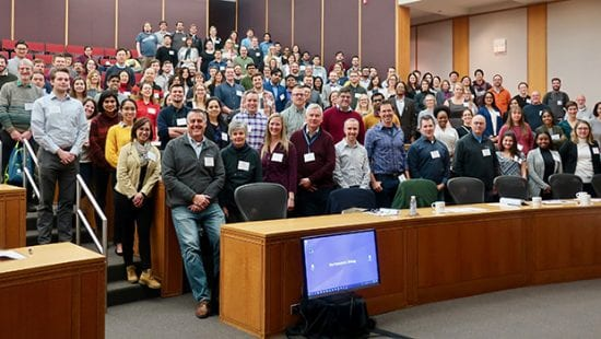 Annual Symposium group photo