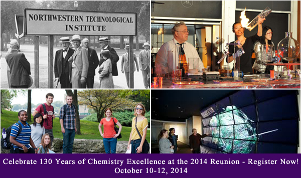 130 Years of Northwestern Chemistry Excellence