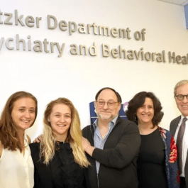 $15 Million Gift from Pritzker Foundation to Fund Expanded Access to Much-Needed Mental Health Services for Youth