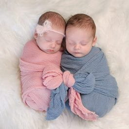 David Figlio co-authors a study that tracks how male twins impact their twin sisters' long-term development