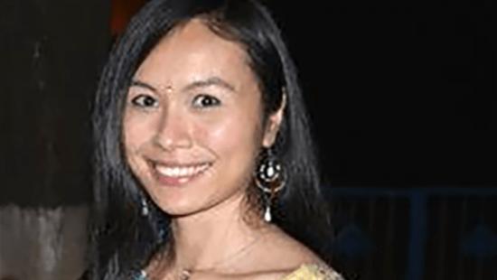 2018 Recipient: Silvia Lam