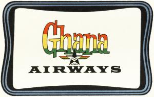 Ghana Airways Logo 196X-