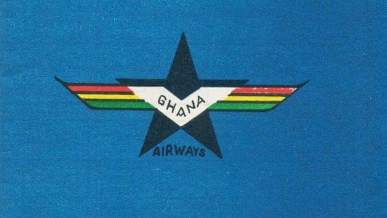 Ghana Airlines logo 1967