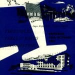 Nigeria Airways 1961 timetable cover
