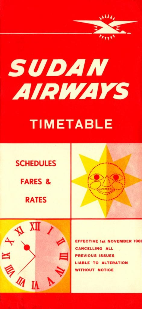 George M. Foster Timetable Collection
