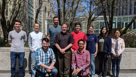 Spring 2019 Group Photo!