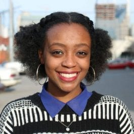 Karlia N. Brown, Graduate Research Fellow