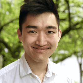 Jonathan Sun, Undergraduate Research Fellow
