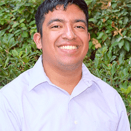 Kevin Pedraza, Graduate Research Fellow
