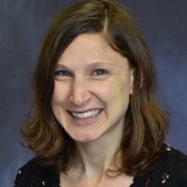 Rebecca Weiland, Research Project Manager