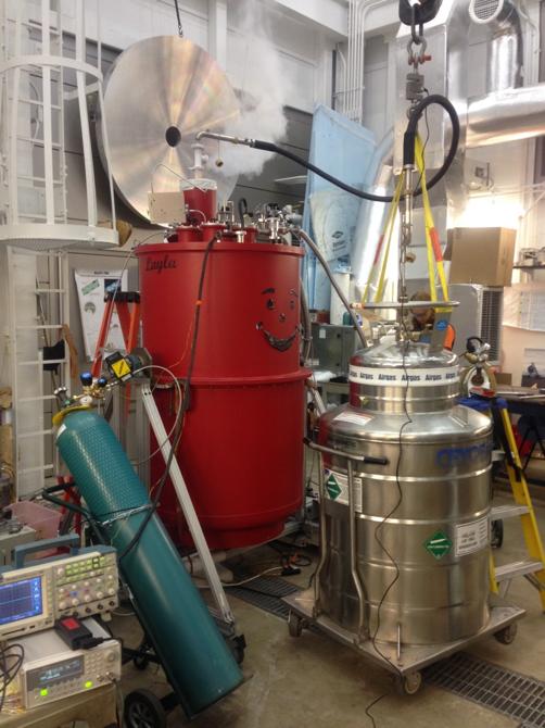 Cryogenic Receiver –...