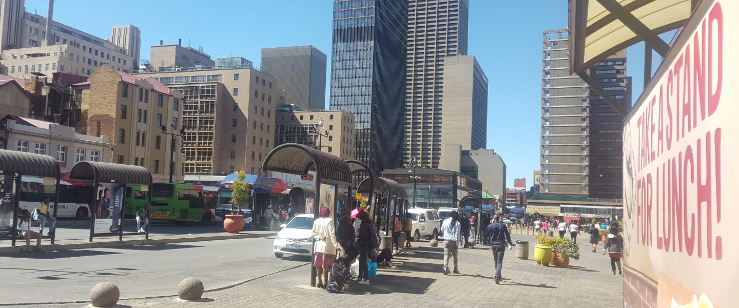 South University Online >> Gandhi Square – Johannesburg, the African City