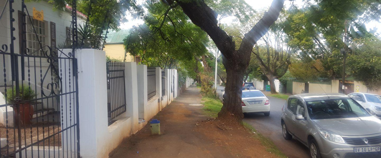 The White Neighborhoods of Johannesburg Johannesburg
