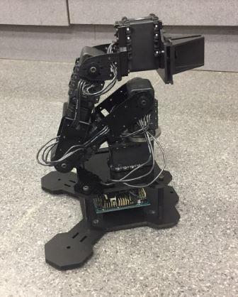 VR/Darwin – NU Robotics