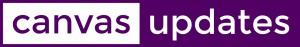Canvas Updates LogoMontserrat