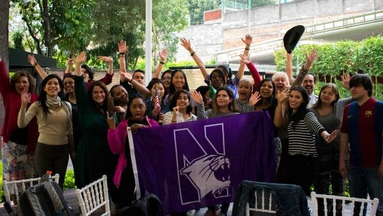 Northwestern Program Public Health in Mexico, summer 2018