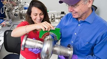 Northwestern-Fermilab Center for Applied Physics and Superconducting Technology