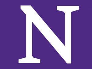 N for Northwestern