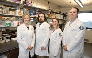 Monica Laronda and research team