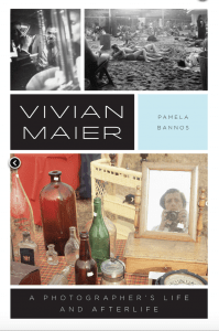 Pam Bannos' 2017 biography of photographer Vivian Maier