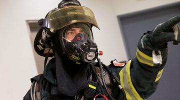 Evanston firefighter