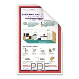 Cleaning and Disinfecting Spaces