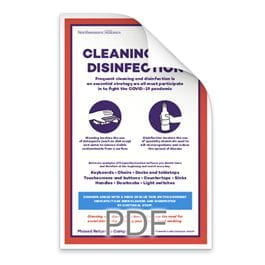 Cleaning and Disinfecting You