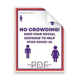 No Crowding