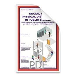 Social Distancing in Public Spaces