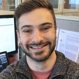 Elan Ness-Cohn, Graduate Student
