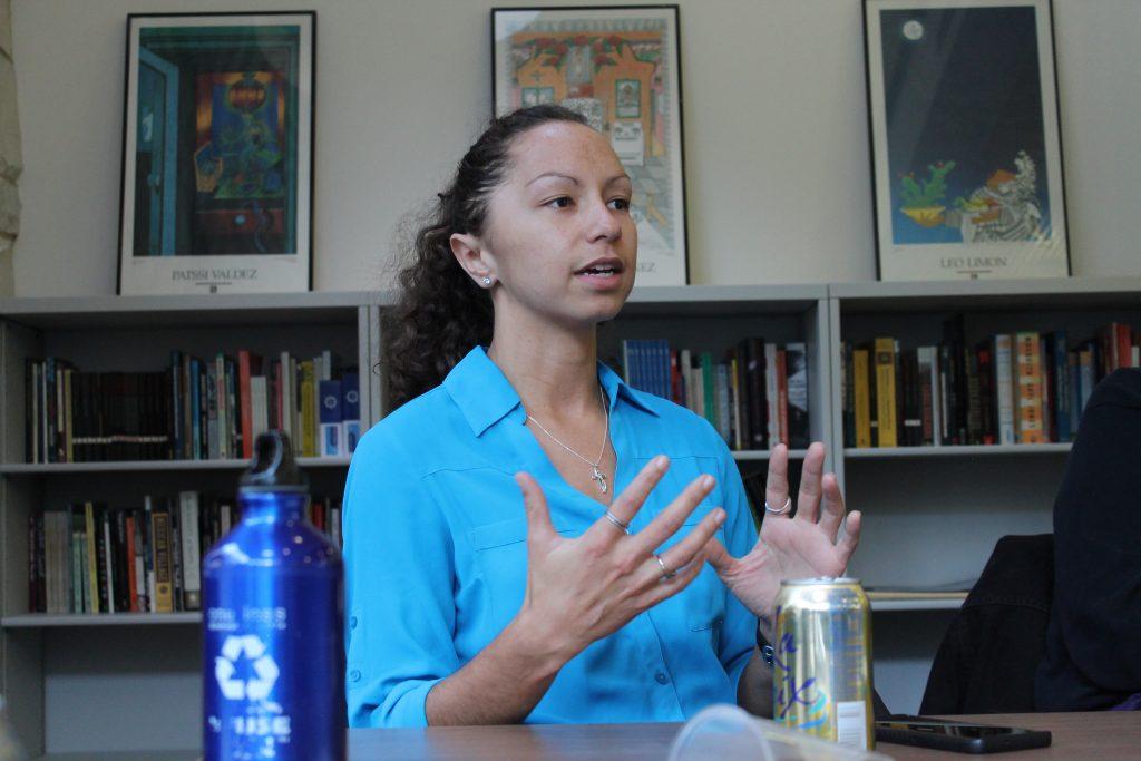 Alexandra Garr-Schultz -- Summer Research Fest (2017)