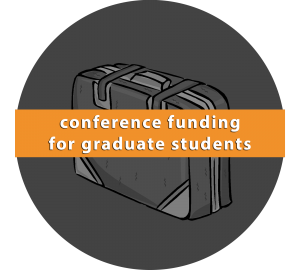 conference funding for graduate students
