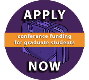 Apply Now: Conference funding for graduate students
